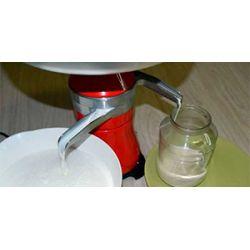 Принцип работы сепараторов молока