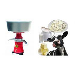 Сепарирование молока в домашних условиях