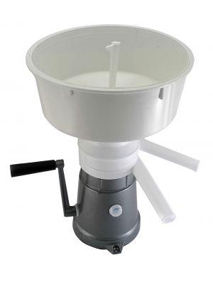 Молочный ручной сепаратор РЗ-ОПС с металлическим корпусом (50 л/ч)