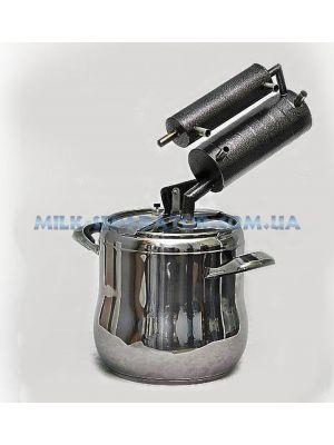 Дистилятор самогонный аппарат «Домовенок-1» + скороварка