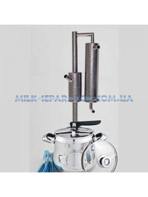 Дистилятор самогонный аппарат «Домовенок-8» + скороварка