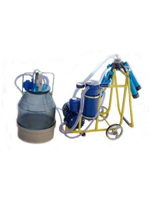 Доильный аппарат для коров «Веселий молочник» - пластик пб