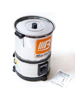 Маслобойка электрическая Bartech  15 л с металлическим корпусом