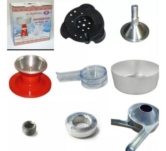 Запчасти для молочных сепараторов (8)
